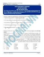 Tài liệu bài giảng tiếng anh lớp 12  hocmai (35)
