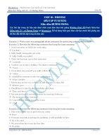 Tài liệu bài giảng tiếng anh lớp 12  hocmai (48)