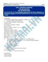 Tài liệu bài giảng tiếng anh lớp 12  hocmai (12)