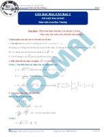 Học toán từ con số 0   đại số giải tích phần  (6)