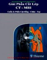 Giai phau cat lop CT MRI p3