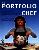 The portfolio chef satisfy your investment appetite