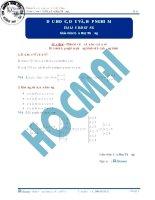 Học toán từ con số 0   đại số giải tích phần  (12)