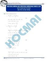 Học toán từ con số 0   đại số giải tích phần  (7)