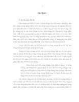 LUẬN văn THẠC sĩ  LUẬT học   xã hội hóa CÔNG CHỨNG ở VIỆT NAM HIỆN NAY