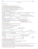 bài tập từ trường vật lí 11