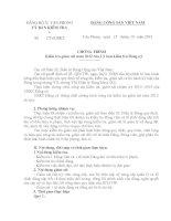 chuong trinh KT dieu 32  2012