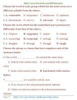 40 đề thi tốt nghiệp môn tiếng anh (11)