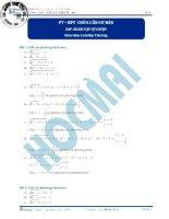 Học toán từ con số 0   đại số giải tích phần  (14)