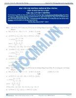 Tổng hợp tài liệu toán lớp 10 phần  (160)
