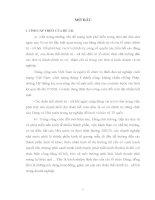LUẬN văn THẠC sĩ   vấn đề tổ CHỨC và HOẠT ĐỘNG của ĐẢNG TRONG các DOANH NGHIỆP TRÊN địa bàn THÀNH PHỐ đà NĂNG HIỆN NAY