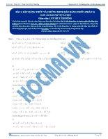 Tổng hợp tài liệu toán lớp 10 phần  (9)