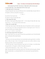 Giải bài tập trang 54 SGK Vật lý lớp 11: Định luật ôm đối với toàn mạch