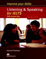 english listening and speaking for ielts