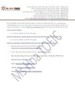 READING TEST 9 FINISH TOEIC MSHOATOEIC