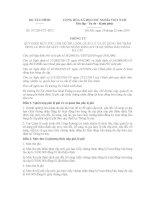 Thông tư quy định lệ phí cấp Giấy chứng nhận đăng ký hoạt động bán hàng đa cấp số 197/2014/TT-BTC