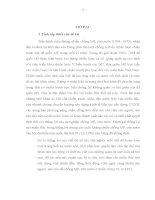 LUẬN văn THẠC sĩ   ĐẢNG CỘNG sản VIỆT NAM LÃNH đạo CHUYỂN HƯỚNG xây DỰNG KINH tế ở MIỀN bắc TRONG điều KIỆN có CHIẾN TRANH PHÁ HOẠT GIAI đoạn 1965 1968