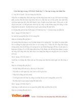 Giải bài tập trang 129 SGK Sinh lớp 7: Cấu tạo trong của thằn lằn