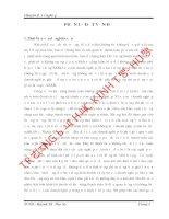 Kế toán công nợ và phân tích khả năng thanh toán tại công ty cổ phần dược TW medipharco   tenamyd