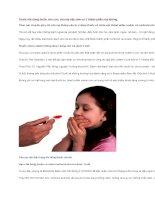 Trước khi dùng thuốc cho con, cha mẹ hãy xem có 2 thành phần này không