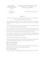 Thông tư 32/2016/TT-BLĐTBXH về lao động, tiền lương, thù lao, tiền thưởng đối với Bảo hiểm tiền gửi Việt Nam