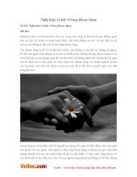 Văn mẫu lớp 9: Nghị luận xã hội về lòng khoan dung