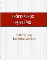 Pth dai cuong