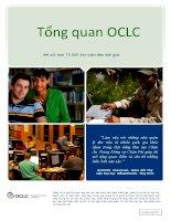 Tổng quan về tổ chức hợp tác thư viện OCLC