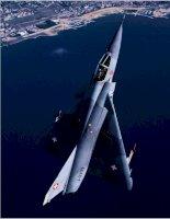 Đánh cắp bản vẽ thiết kế máy bay Mirage