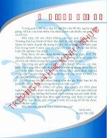 Hoạt động truyền thông marketing của Khu nghỉ dưỡng suối khoáng nóng Alba- Thực trạng và giải pháp