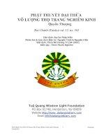 Phật Thuyết Đại Thừa Vô Lượng Thọ Trang Nghiêm Kinh Quyển Thượng