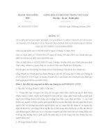 Thông tư 02/2016/TT-TTCP sửa đổi Thông tư 07/2013/TT-TTCP quy định quy trình giải quyết khiếu nại hành chính