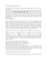 Bài phát biểu hay và xúc tích ngày 20 tháng 11