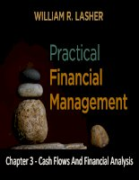 Practical financial manaegment  lasher 7th ed chapter  03