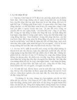 (Tóm tắt Luận án tiến sĩ Văn học Việt Nam) Đặc điểm hồi ký văn học Việt Nam từ 1975 đến 2010