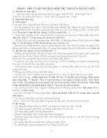 Dạy học theo chủ đề tích hợp dành cho giáo viên THCS – môn Ngữ Văn 9