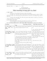 MĨ THUẬT ĐAN MẠCH LỚP 2 - HỌC KỲ 2