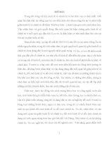 TIỂU LUẬN   vận DỤNG QUAN điểm TRIẾT học mác   lê NIN về mối QUAN hệ GIỮA KINH tế và CHÍNH TRỊ TRONG sự NGHIỆP đổi mới ở nước TA HIỆN NAY