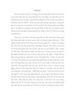 TIỂU LUẬN QUỐC PHÒNG AN NINH  NÂNG CAO HIỆU CÔNG tác bảo vệ AN NINH CHÍNH TRỊ, tư TƯỞNG, văn hóa TRONG CUỘC đấu TRANH CHỐNG DIỄN BIẾN hòa BÌNH ở nước TA HIỆN NAY