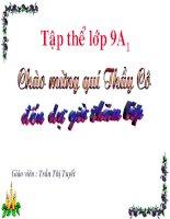 Bài 8 một số bazơ quan trọng  hóa học 9