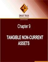 BÀI GIẢNG kế TOÁN QUỐC tế chapter 9    tangible non current assets