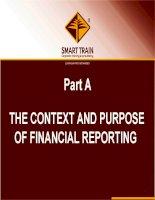 BÀI GIẢNG kế TOÁN QUỐC tế chapter 1   introduction to accounting
