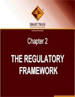BÀI GIẢNG kế TOÁN QUỐC tế chapter 2   the regulatory framework
