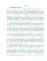 LUẬN văn THẠC sĩ   NÂNG CAO CHẤT LƯỢNG bồi DƯỠNG KIẾN THỨC QUỐC PHÒNG CHO cán bộ đầu NGÀNH cấp TỈNH, THÀNH PHỐ và cán bộ CHỦ CHỐT cấp HUYỆN ở TRƯỜNG QUÂN sự QUÂN KHU 3 HIỆN NAY