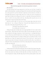 Văn mẫu lớp 11: Phân tích tâm trạng của nhân vật trữ tình trong bài thơ Tự tình 2 của Hồ Xuân Hương
