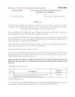 Thông tư về chế độ thu, nộp phí hoạt động hành nghề luật sư tại Việt Nam số 118/2015/TT-BTC