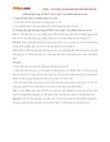 Giải bài tập trang 49 SGK Vật Lý lớp 7: Sự nhiễm điện do cọ xát