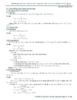 CƠ sở lý THUYẾT và bài tập hóa học 12   NGUYỄN THANH vào phần 2