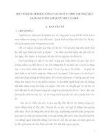 skkn một số KINH NGHIỆM NÂNG CAO CHẤT LƯỢNG CHO TRẺ mẫu GIÁO 5 6 TUỔI làm QUEN với văn học