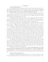SKKN mầm non: MỘT SỐ BIỆN PHÁP NÂNG CAO  CHẤT LƯỢNG TỔ CHỨC HOẠT ĐỘNG ÂM NHẠC  CHO TRẺ MẪU GIÁO 5 – 6 TUỔI TẠI  TRƯỜNG  MẦM NON NGA THÁI
